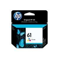Hp 61 Ink Cartridge Tri-color - CH562WA