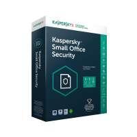 Kaspersky Small Office Security - 11 User, 1 Server +10 PCs