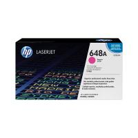 HP 648A Magenta Original LaserJet Toner Cartridge - CE263A